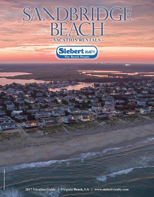 Sandbridge Beach Brochure
