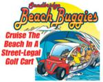 SANDBRIDGE BEACH BUGGIES Logo