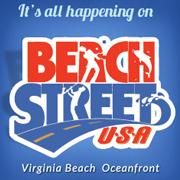 Beach Street U S A Logo