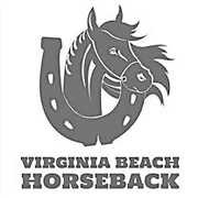 Virginia Beach Horseback Logo