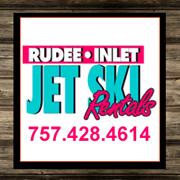 RUDEE INLET JET SKI RENTALS & ADVENTURE PARASAIL Logo