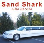 SAND SHARK LIMO SERVICE Logo