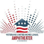 Veterans United Home Loans Amphitheater Logo