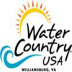 WATER COUNTRY U S A Logo