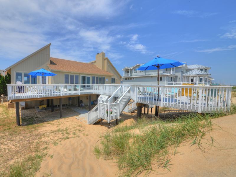 Beach House Rentals For Weddings In Sandbridge Va