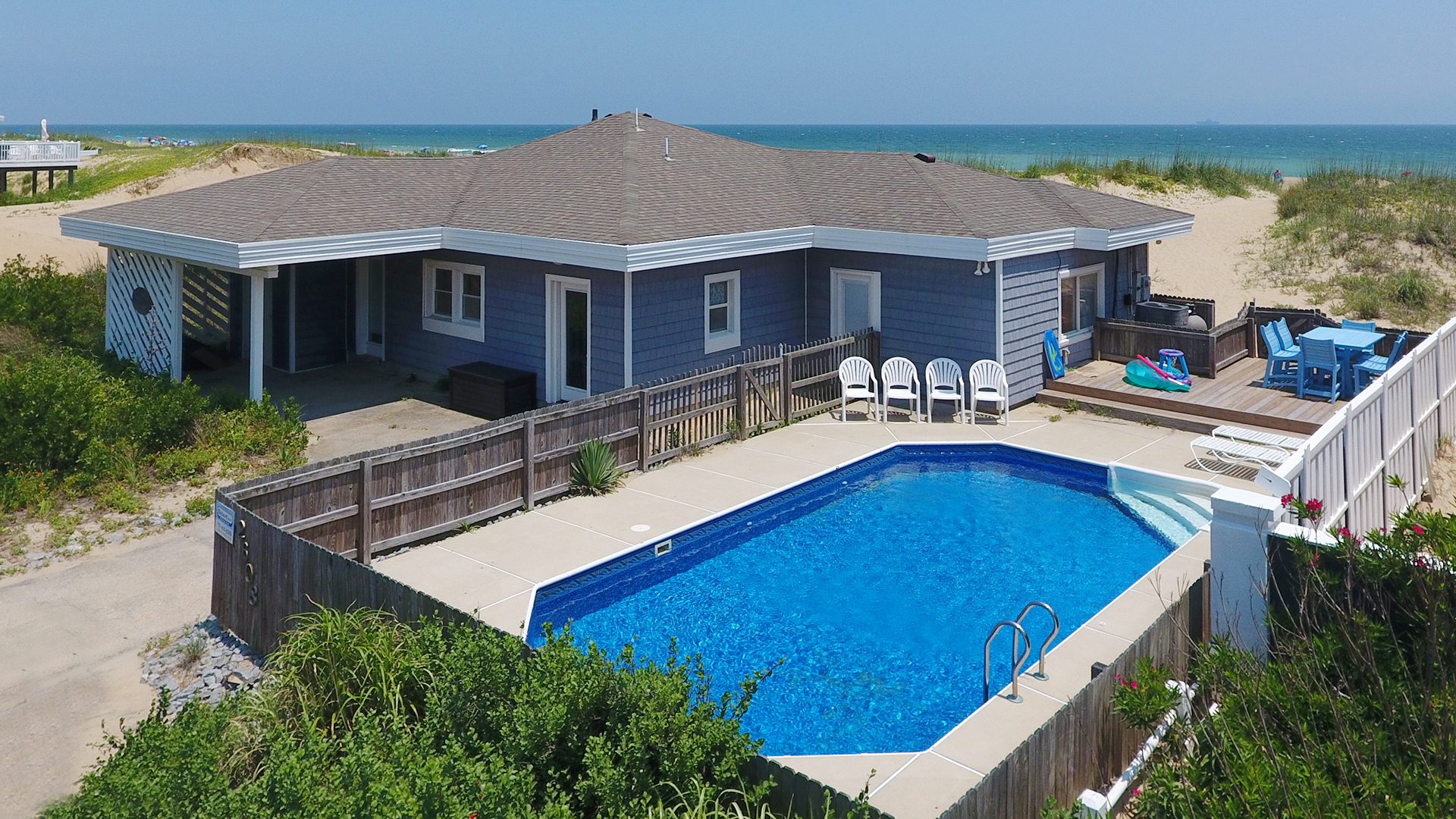 Endless Summer - 4 Bedroom Sandbridge Beach Rental ...