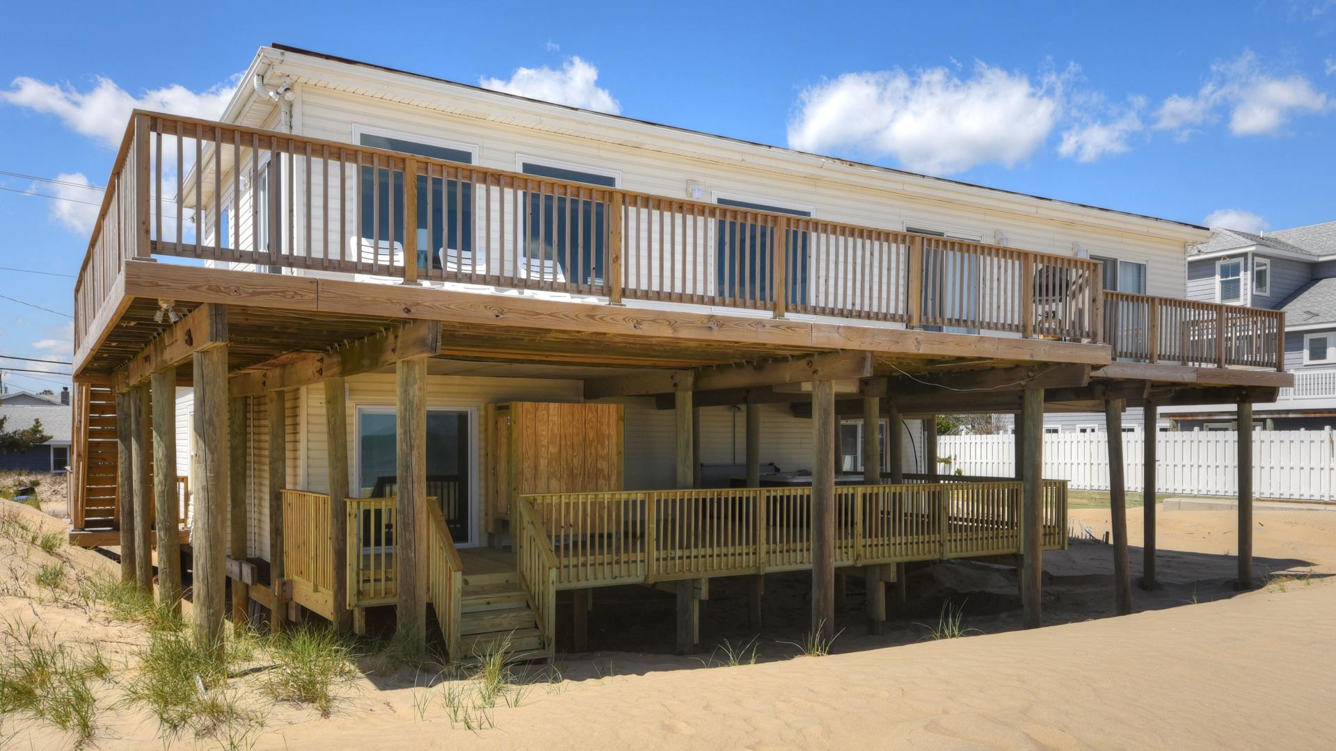 Sandbox 7 Bedroom Sandbridge Beach Rental Sandbridge Beach
