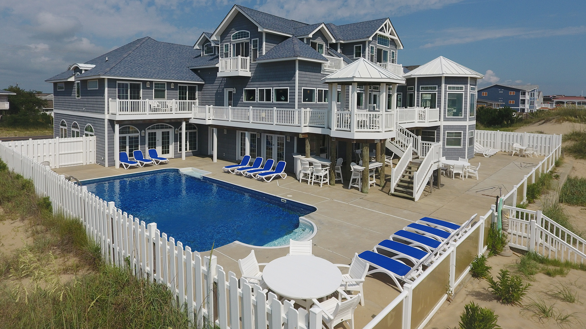Sweetwater 10 Bedroom Sandbridge Beach Rental