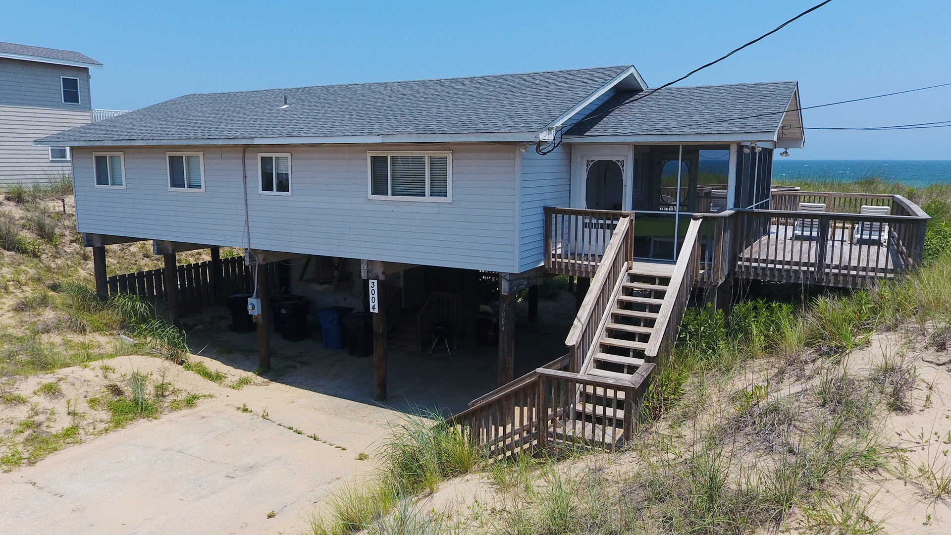 Brentown Farms 4 Bedroom Sandbridge Beach Rental